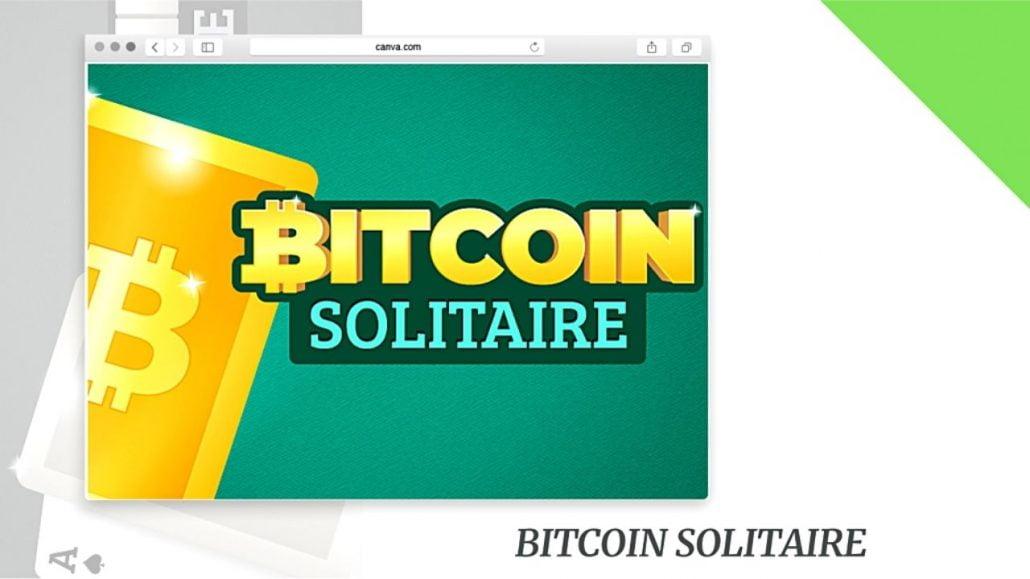 Bitcoin solitaire merupakan salah satu games bitcoin